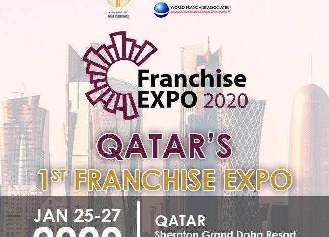 Qatar Franchise Expo – Doha Jan 2020