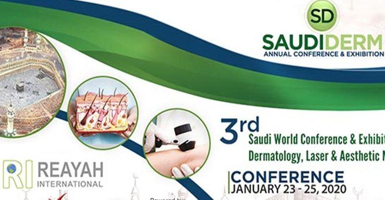 Saudi dermatology & Cosmetics conference 2020